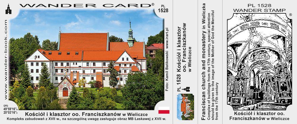 Kościół i Klasztor oo. Franciszkanów w Wieliczce