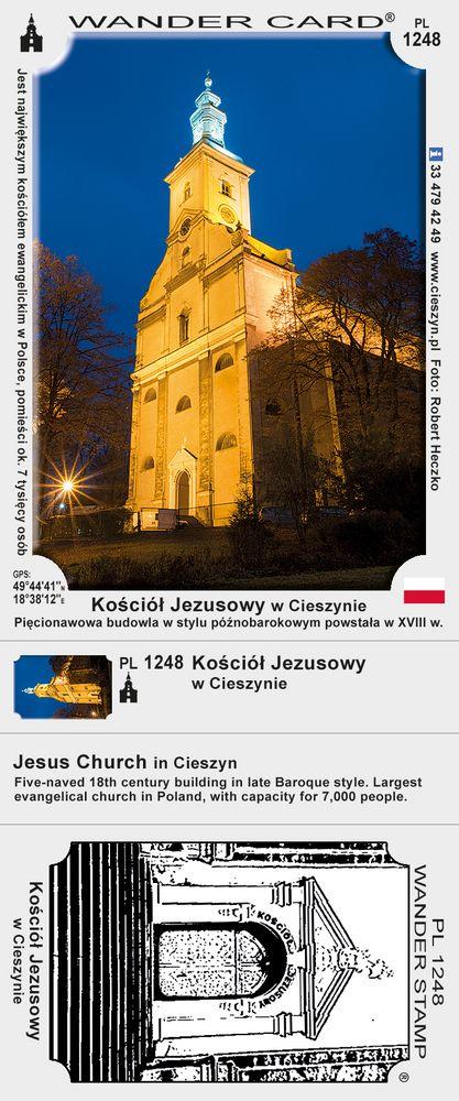 Kościół Jezusowy w Cieszynie