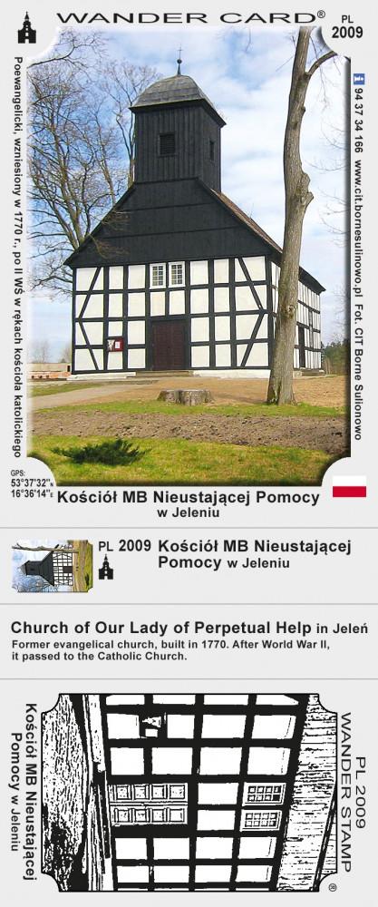Kościół Matki Boskiej Nieustającej Pomocy w Jeleniu