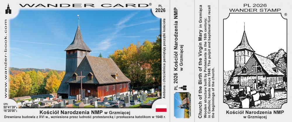 Kościół Narodzenia NMP w Grzmiącej