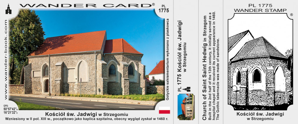 Kościół św. Jadwigi w Strzegomiu