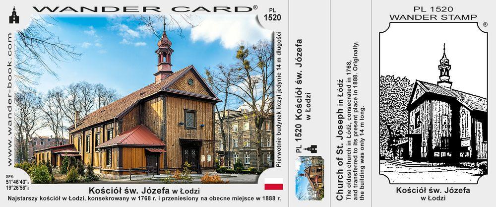 Kościół św. Józefa w Łodzi