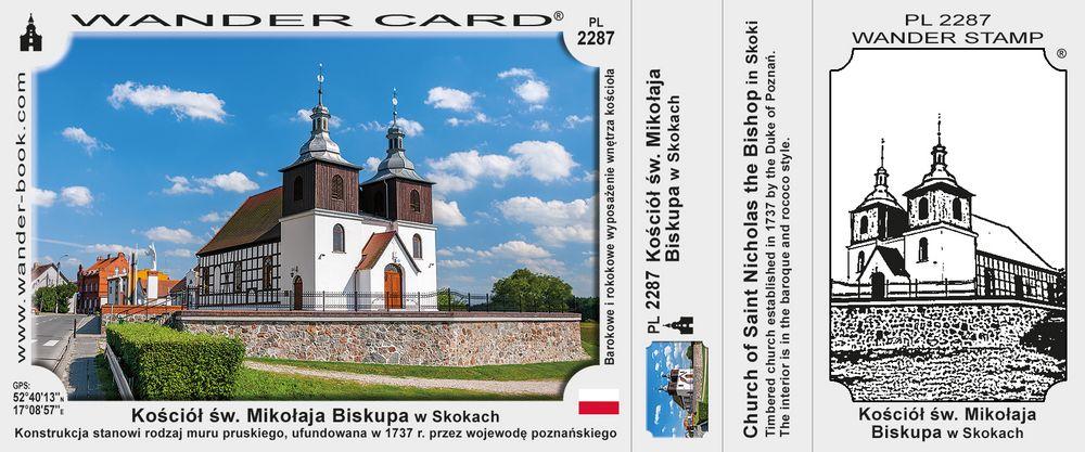 Kościół św. Mikołaja Biskupa w Skokach