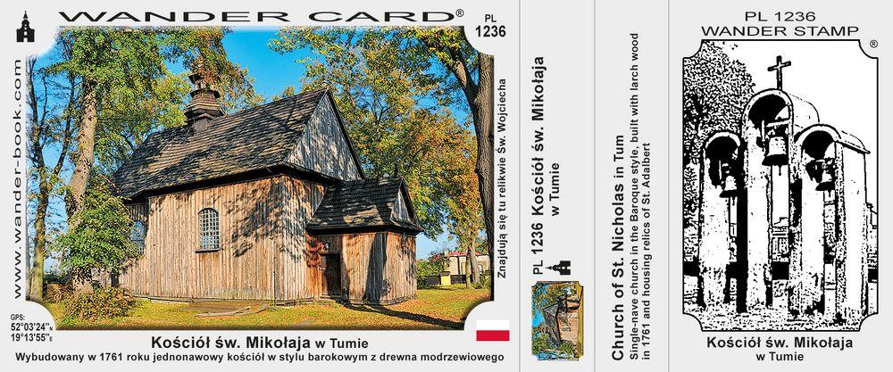 Kościół św. Mikołaja w Tumie