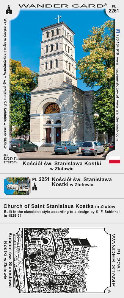 Kościół św. Stanisława Kostki w Złotowie
