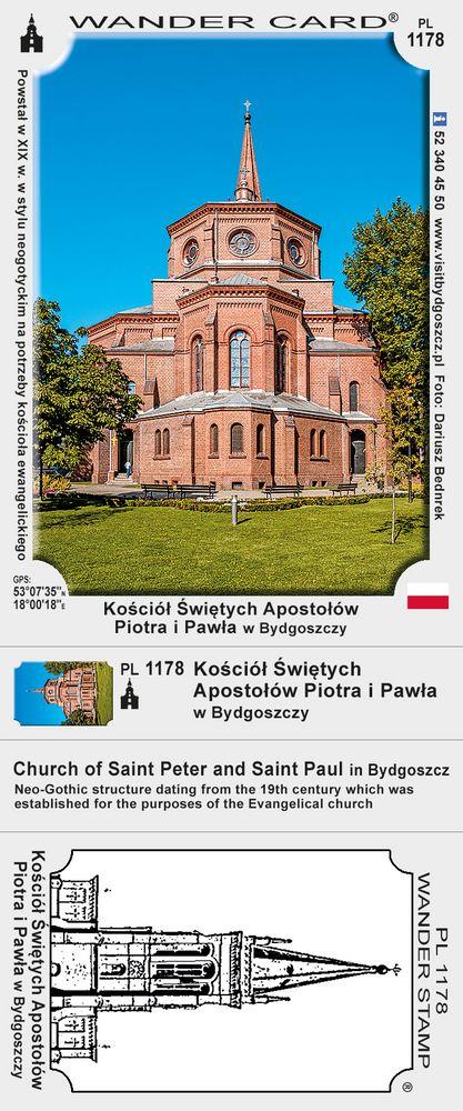 Kościół Świętych Apostołów Piotra i Pawła w Bydgoszczy