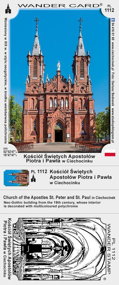 Kościół Świętych Apostołów Piotra i Pawła w Ciechocinku