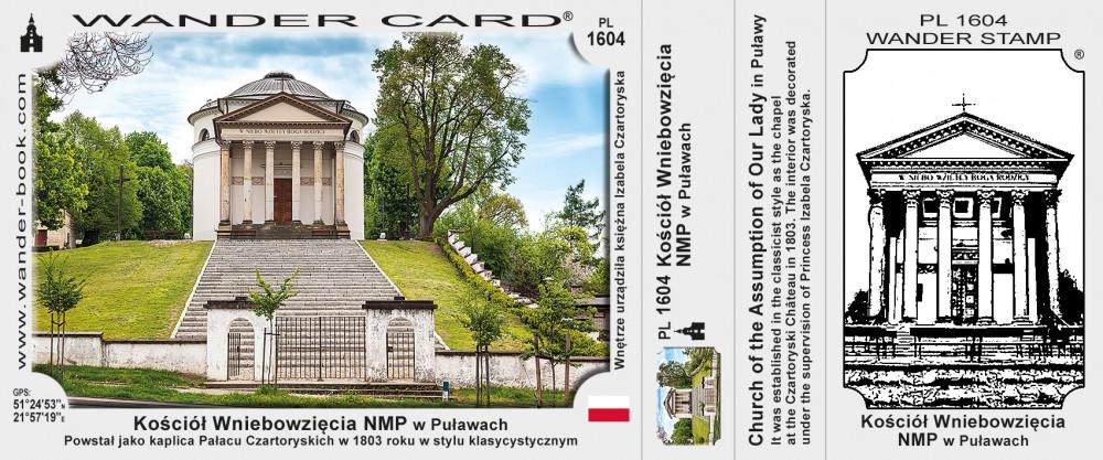 Kościół Wniebowzięcia Najświętszej Maryi Panny w Puławach