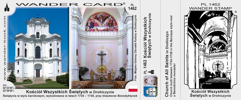 Kościół Wszystkich Św. w Drohiczynie