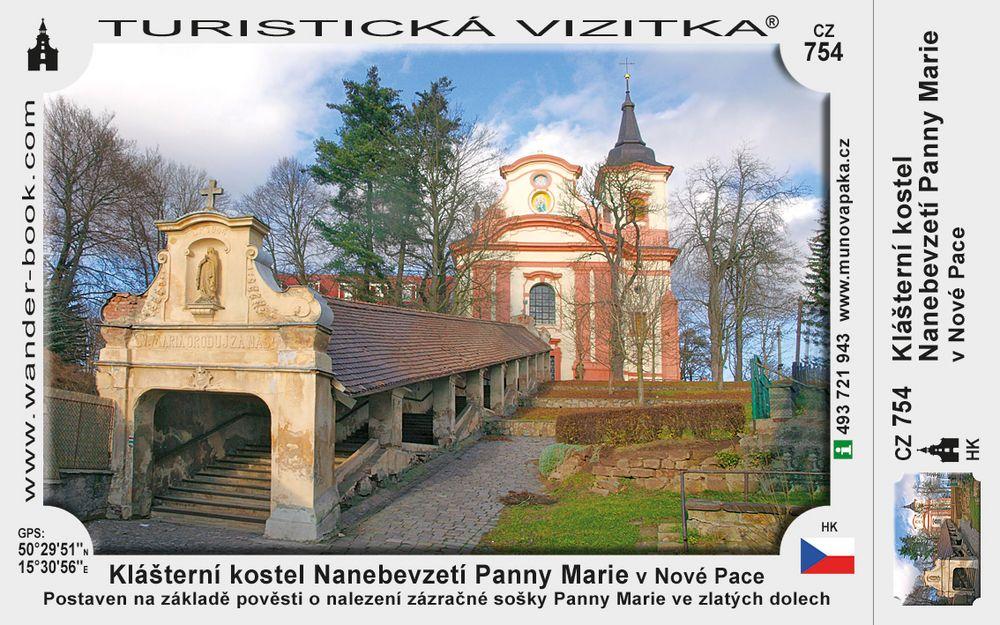 Kostel Nanebevzetí P. Marie v Nové Pace