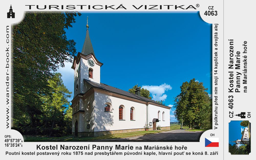 Kostel Narození Panny Marie na Mariánské hoře