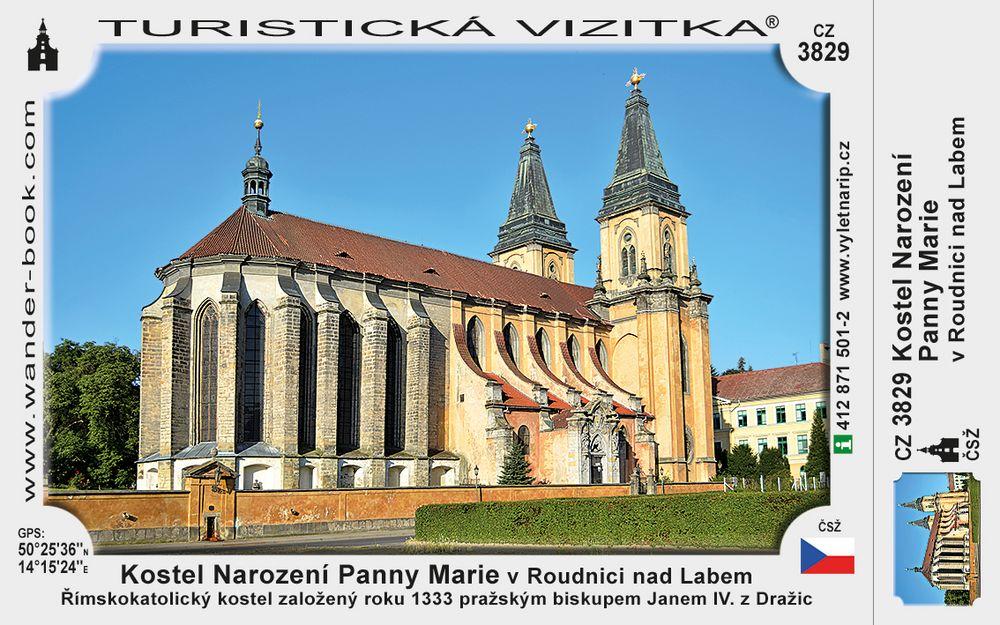 Kostel Narození Panny Marie v Roudnici nad Labem