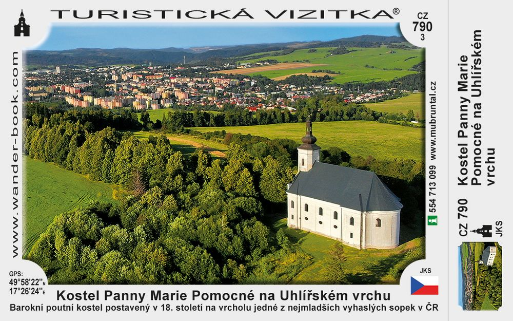 Kostel Panny Marie Pomocné na Uhlířském vrchu