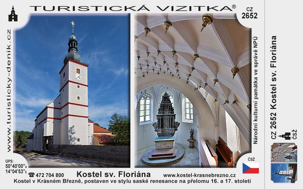 Kostel sv. Floriána