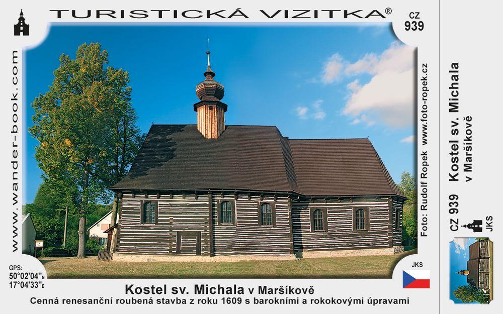 Kostel sv. Michala v Maršíkově