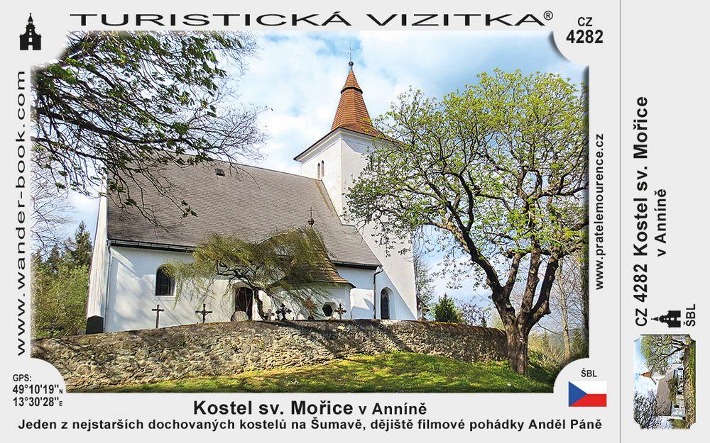 Kostel sv. Mořice v Anníně