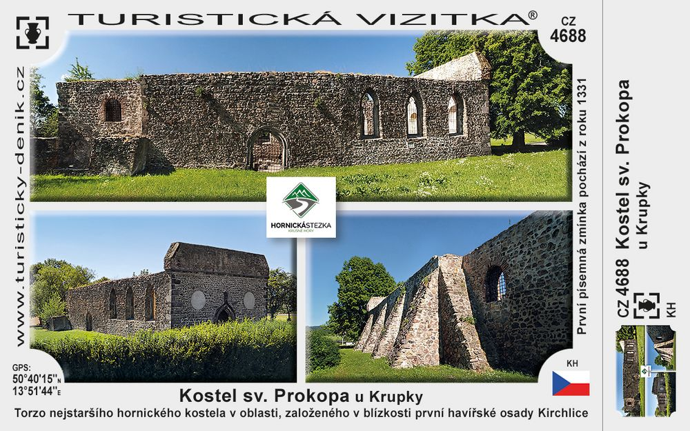 Kostel sv. Prokopa u Krupky