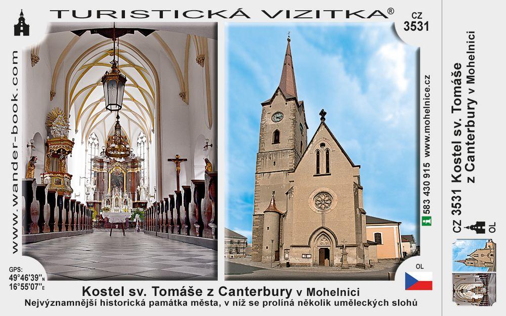 Kostel sv. Tomáše z Canterbury v Mohelnici