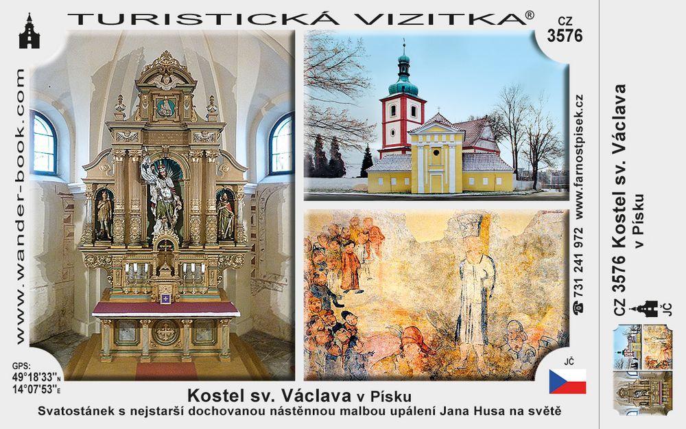 Kostel sv. Václava v Písku