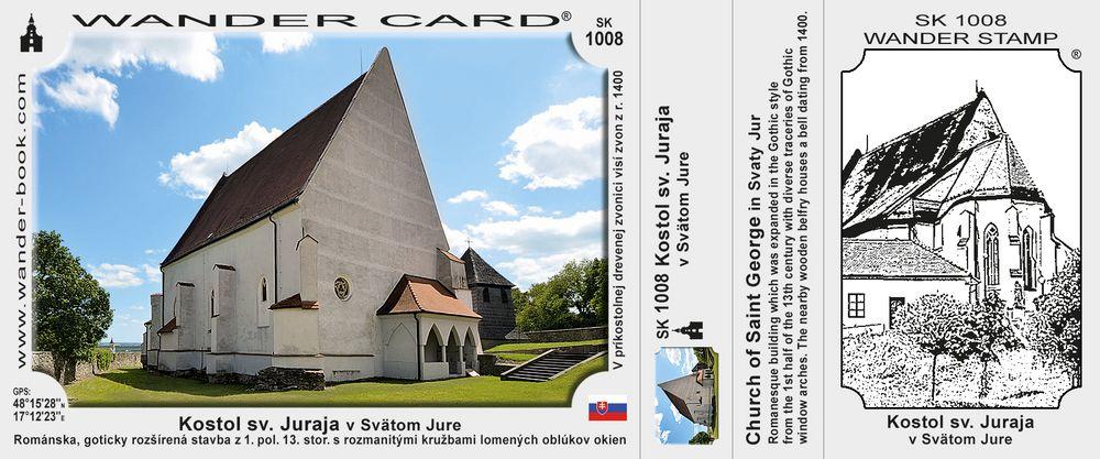 Kostol sv. Juraja v Svätom Jure