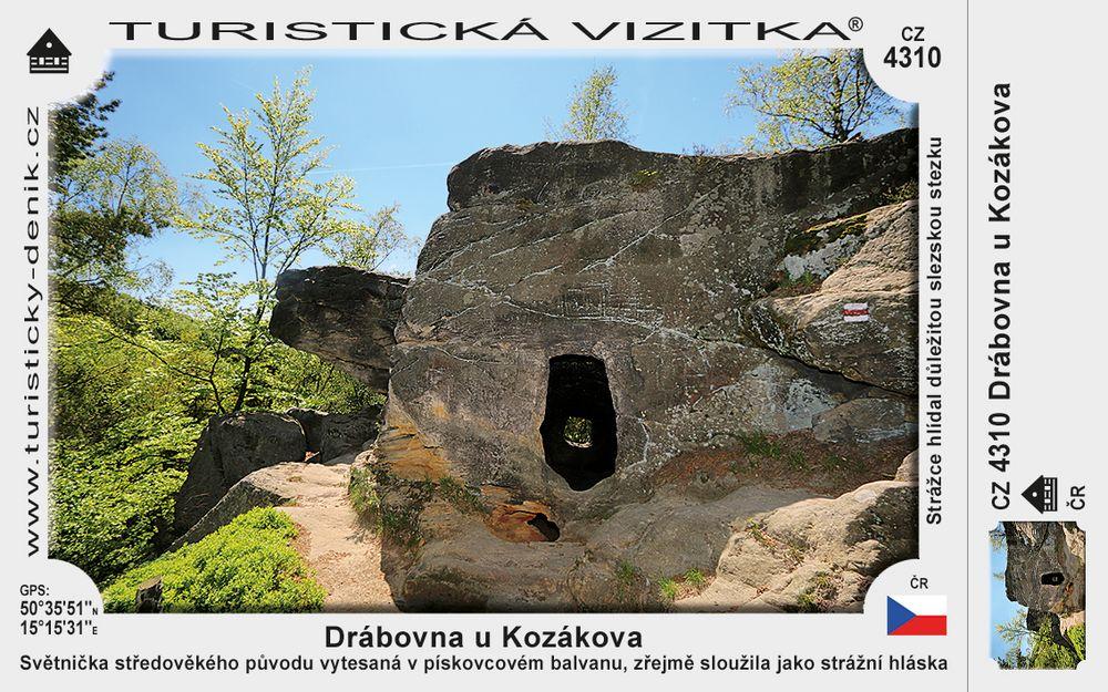 Drábovna u Kozákova