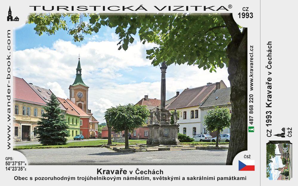 Kravaře v Čechách