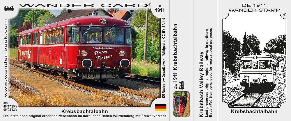Krebsbachtalbahn