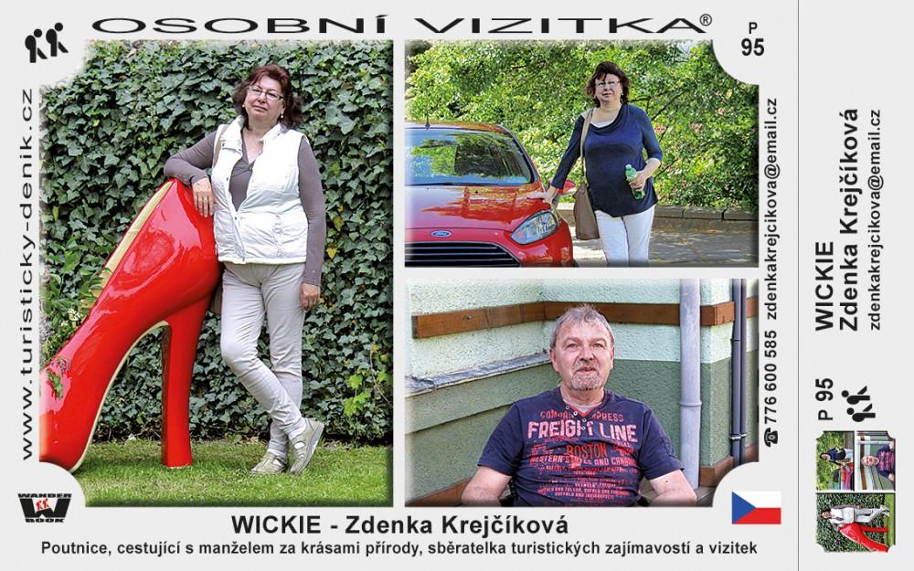 Krejčíková Zdenka - WICKIE
