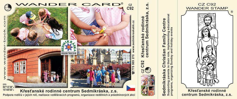 Křesťanské rodinné centrum Sedmikráska, z.s.