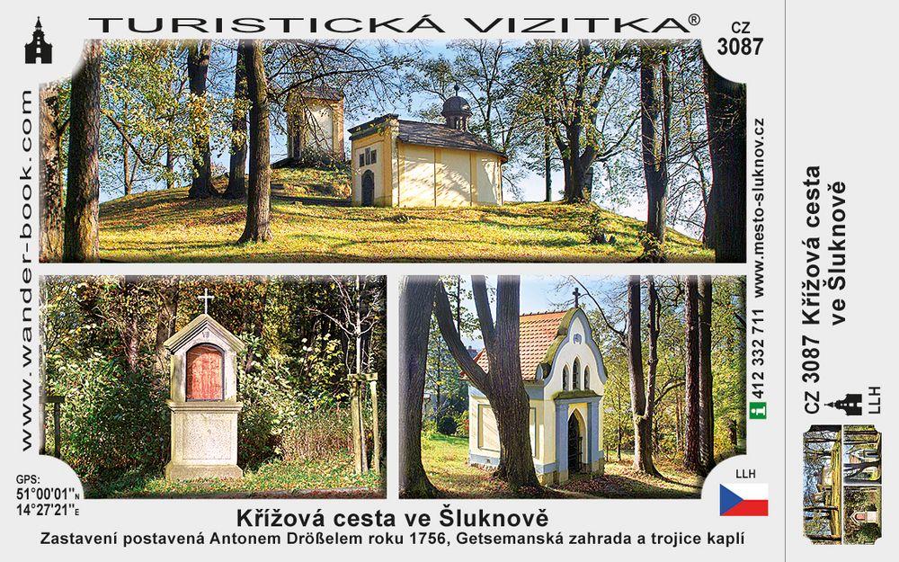 Křížová cesta ve Šluknově