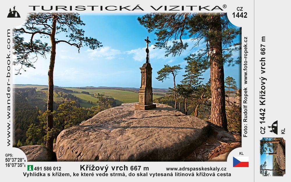 Křížový vrch u Adršpachu