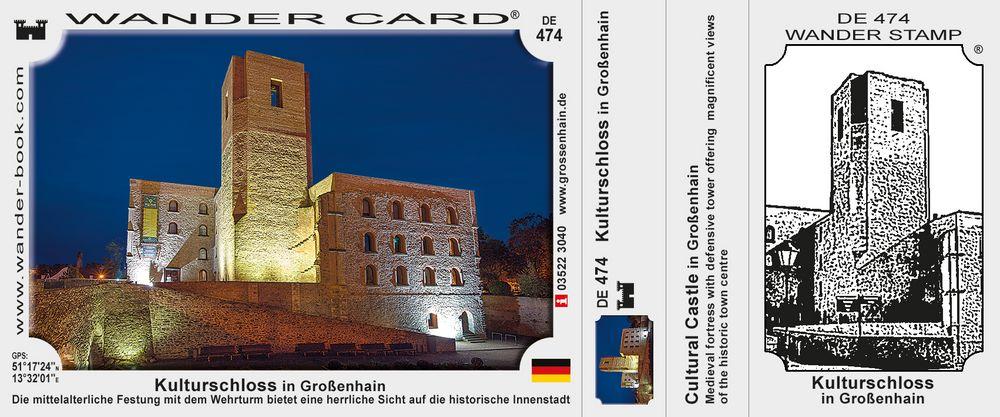 Kulturschloss in Großenhain