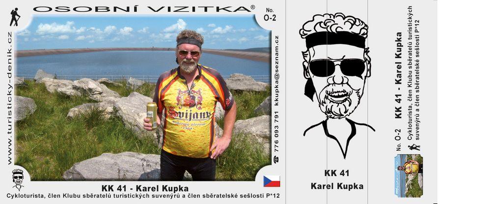 Kupka Karel - KK 41