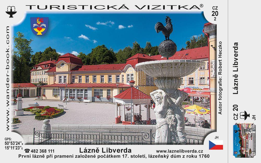 Lázně Libverda