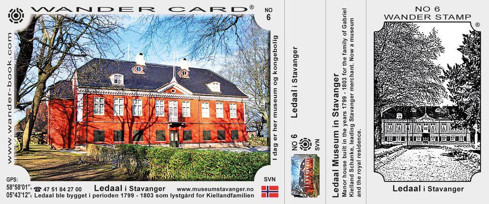 Ledaal i Stavanger