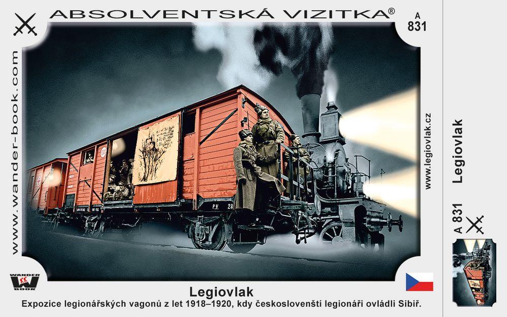 Legiovlak