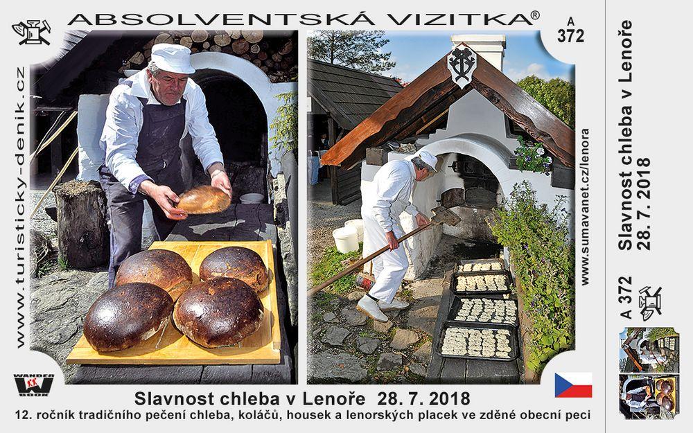Lenora slavnosti chleba