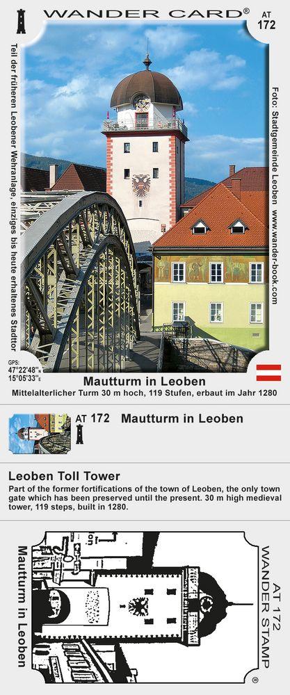 Mautturm in Leoben