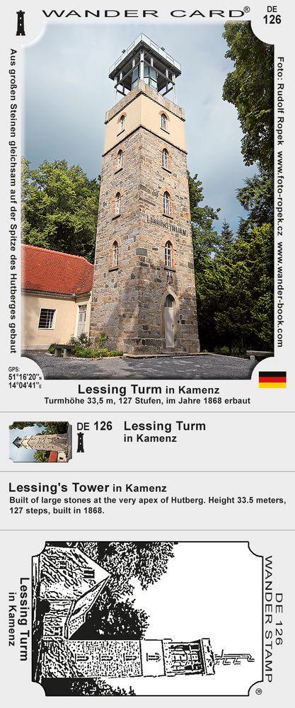 Lessing Thurm in Kamenz