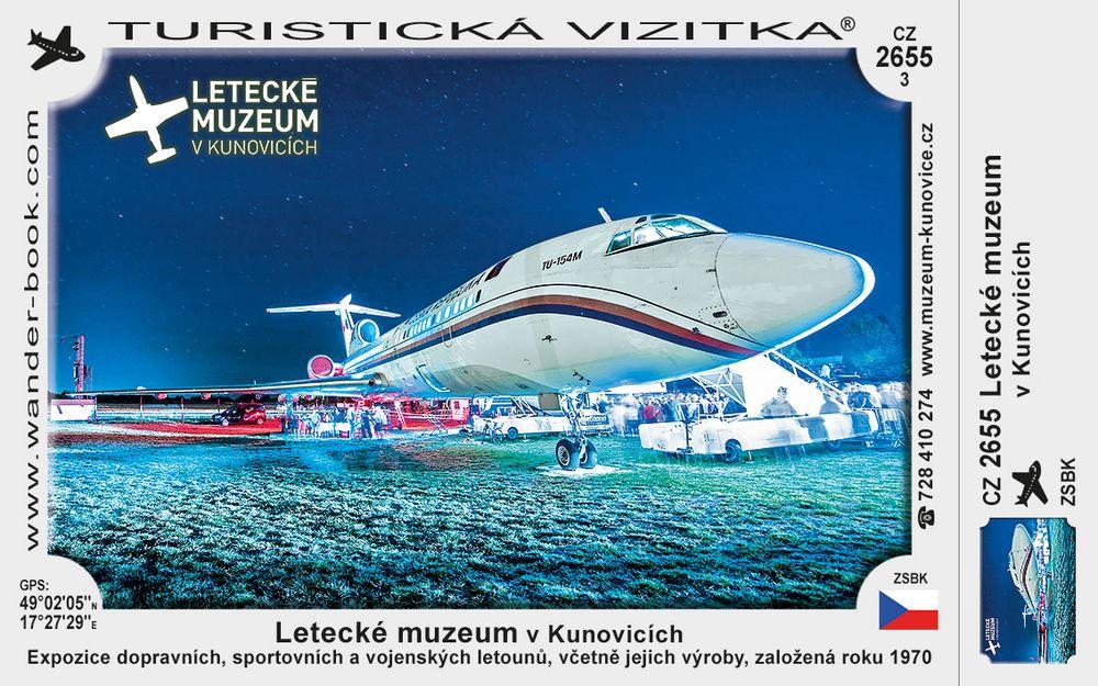 Letecké muzeum v Kunovicích