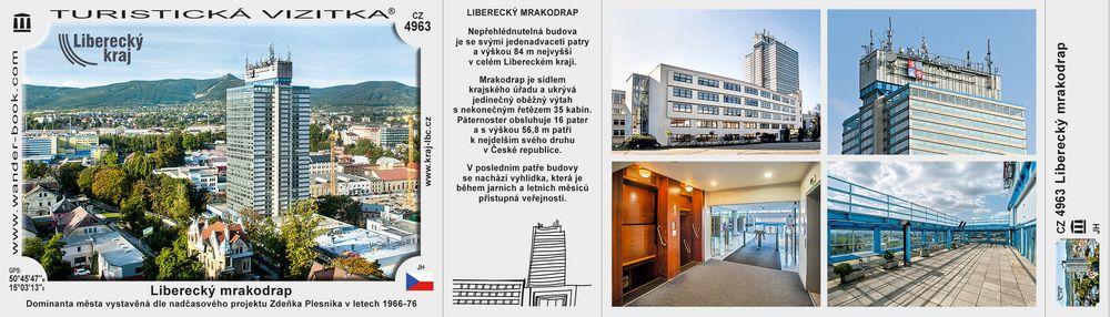 Liberecký mrakodrap