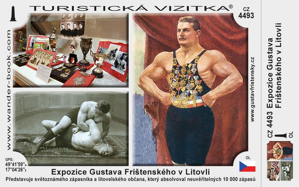 Litovel expozice Frištenský