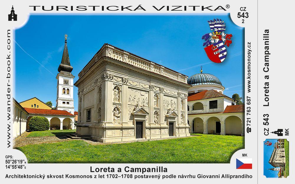 Loreta a Campanilla