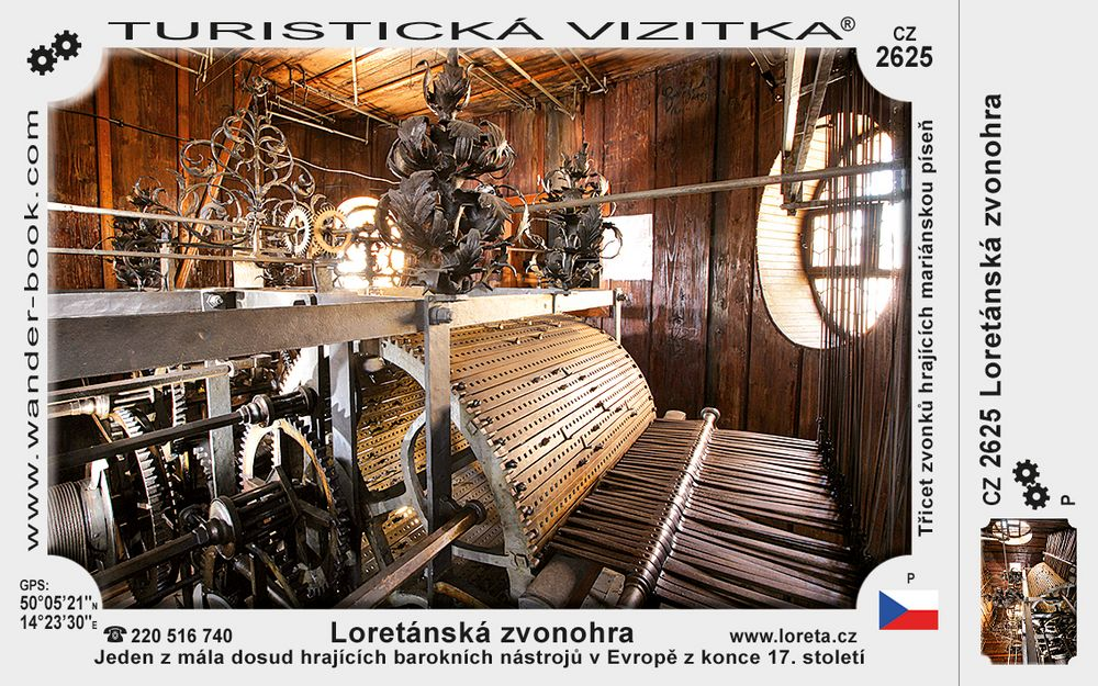 Loretánská zvonohra