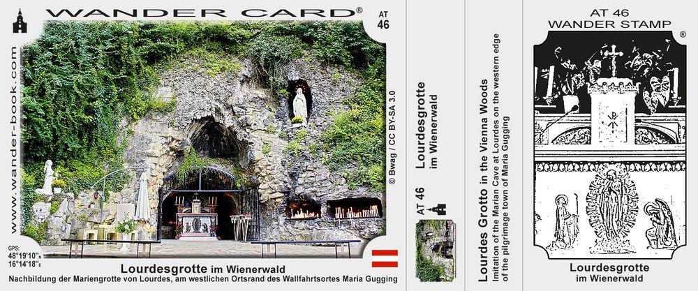 Lourdesgrotte im Wienerwald