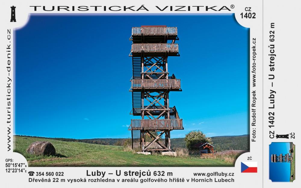 Luby - U strejců