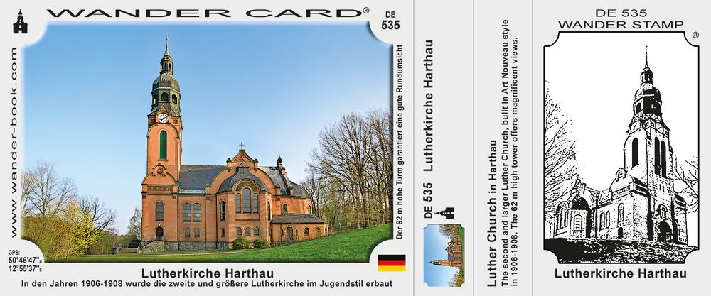 Lutherkirche Harthau