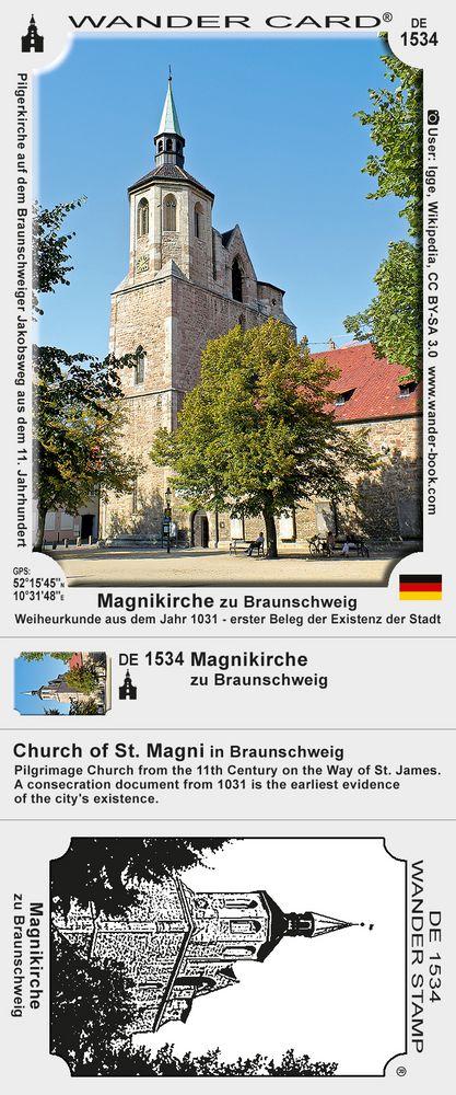 Magnikirche zu Braunschweig