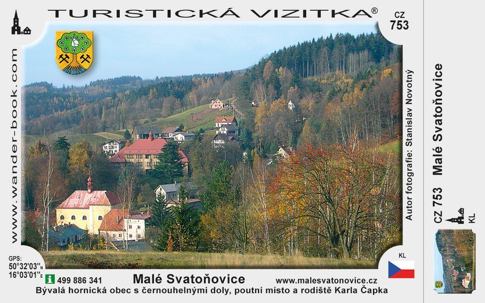 Malé Svatoňovice