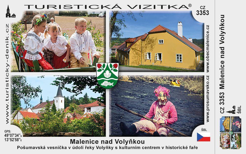 Malenice nad Volyňkou